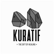 KURATIF · THE GIFT OF HEALING ·