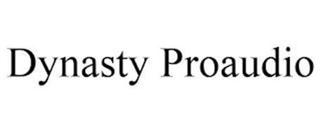 DYNASTY PROAUDIO