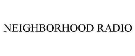 NEIGHBORHOOD RADIO