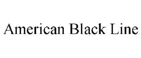 AMERICAN BLACK LINE