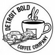 DETROIT BOLD COFFEE COMPANY DB