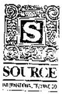 S SOURCE INTERNATIONAL TRADING CO.