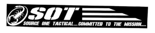 SOT SOURCE ONE TACTICAL.... COMMITTED TO THE MISSION....