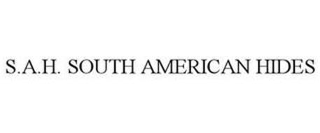 S.A.H. SOUTHAMERICANHIDES