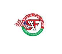 SAF SOUTH ASIAN FOOD IMPORTER & WHOLESALER