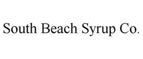 SOUTH BEACH SYRUP CO.