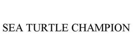 SEA TURTLE CHAMPION