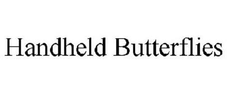 HANDHELD BUTTERFLIES