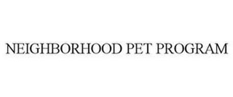 NEIGHBORHOOD PET PROGRAM