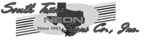 SOUTH TEXAS NEON SIGNS CO., INC. SINCE 1963