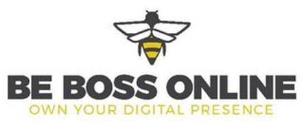 BE BOSS ONLINE OWN YOUR DIGITAL PRESENCE