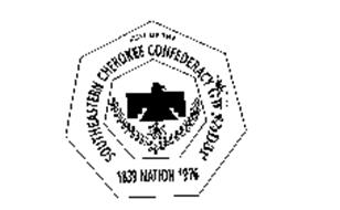 seal of the southeastern cherokee confederacy 1839 nation