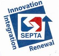 SEPTA INNOVATION INTEGRATION AND RENEWAL