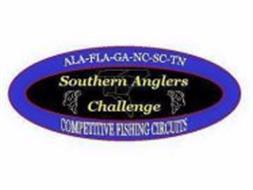 SOUTHERN ANGLERS CHALLENGE ALA-FLA-GA-NC-SC-TN COMPETITVE FISHING CIRCUITS