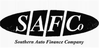 SAFCO SOUTHERN AUTO FINANCE COMPANY