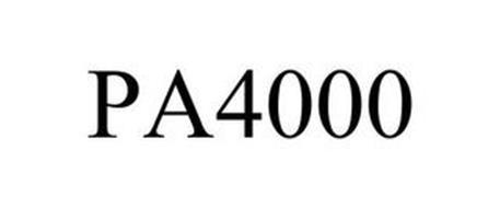 PA4000