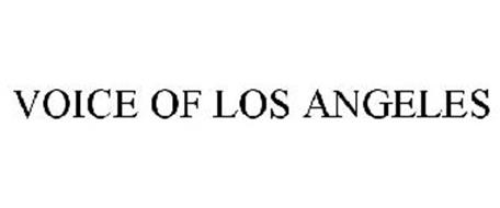 VOICE OF LOS ANGELES