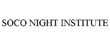 SOCO NIGHT INSTITUTE