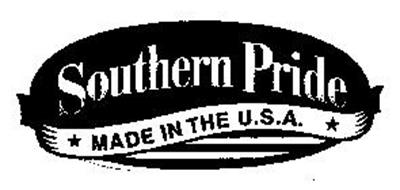 SOUTHERN PRIDE MADE IN THE U.S.A.