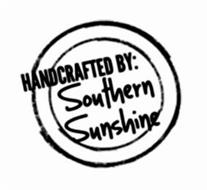 HANDCRAFTED BY: SOUTHERN SUNSHINE