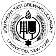 """""""SOUTHERN TIER BREWING COMPANY LAKEWOOD, NEW YORK"""""""