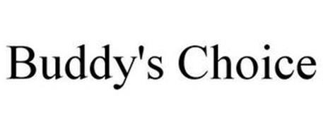 BUDDY'S CHOICE