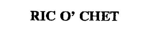 RIC O' CHET