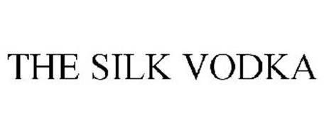 THE SILK VODKA