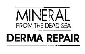 MINERAL FROM THE DEAD SEA DERMA REPAIR