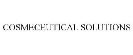 COSMECEUTICAL SOLUTIONS