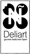 Ñ DELIART GOURMET FOODS FROM SPAIN