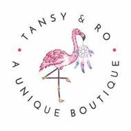 TANSY & RO A UNIQUE BOUTIQUE
