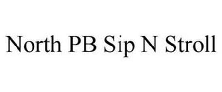 NORTH PB SIP N STROLL