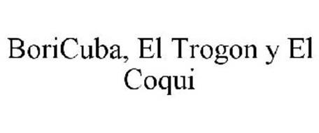BORICUBA, EL TROGON Y EL COQUI
