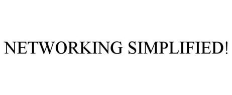 NETWORKING SIMPLIFIED!