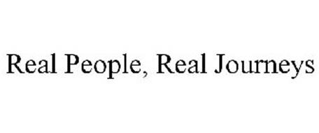REAL PEOPLE, REAL JOURNEYS