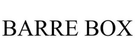 BARRE BOX