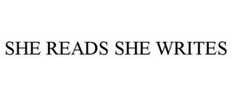 SHE READS SHE WRITES