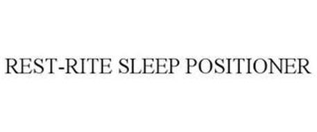 REST-RITE SLEEP POSITIONER