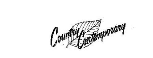 COUNTRY CONTEMPORARY