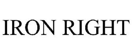 IRON RIGHT
