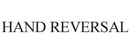 HAND REVERSAL