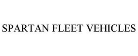 SPARTAN FLEET VEHICLES
