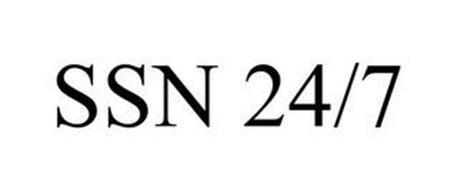 SSN 24/7
