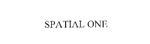 SPATIAL ONE