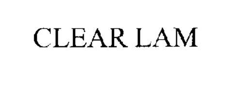 CLEAR LAM