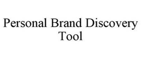 PERSONAL BRAND DISCOVERY TOOL