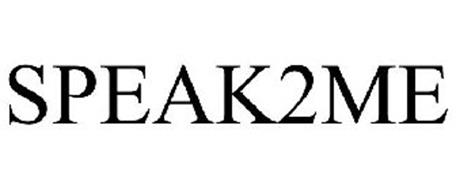 SPEAK2ME
