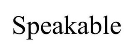 SPEAKABLE