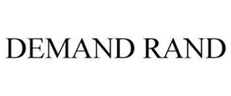 DEMAND RAND